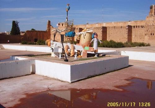 Marrakech david bade
