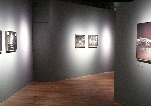 Zwart/ Wit tropenmuseum